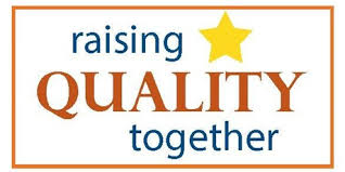 Raising Quality Together sign