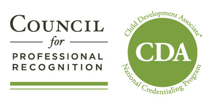 Logo for CDA Council and CDA Credentials