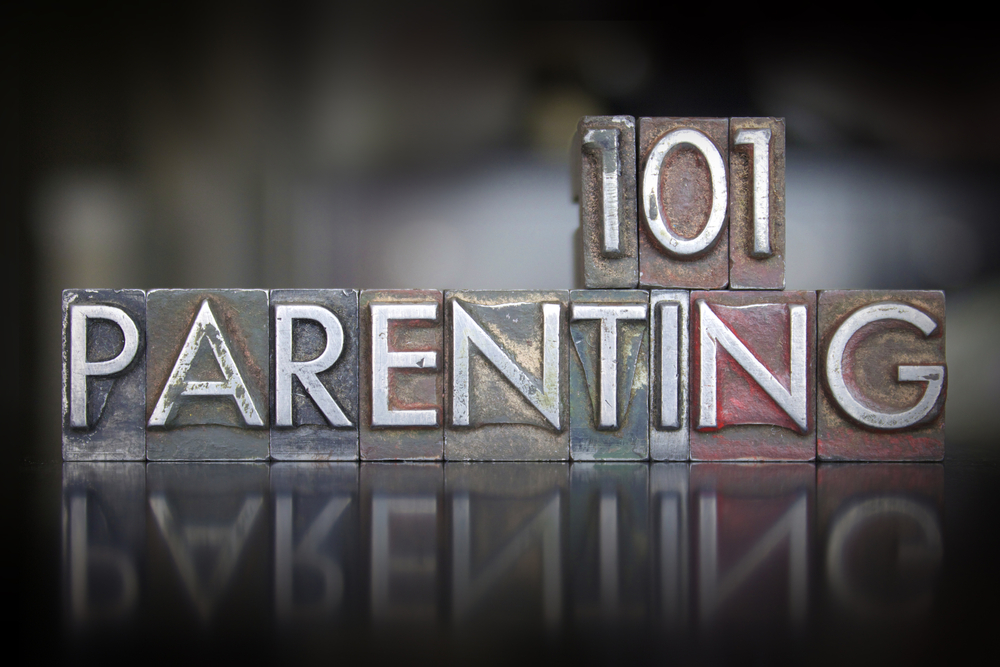Parent training 101 for beginners or experienced parents